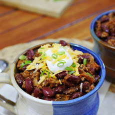 A Hearty Bowl of Chili