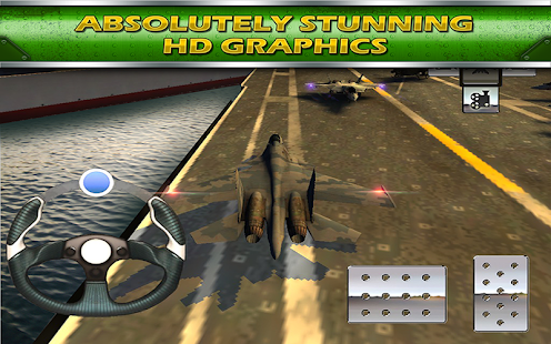 Aircraft Carrier Parking 3D - screenshot