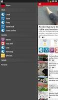 Screenshot of Timis Online - tion.ro