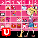 Girl's Note icon