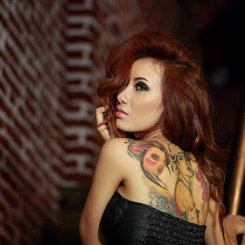 Tatto  by Benny Prayitno - People Body Art/Tattoos