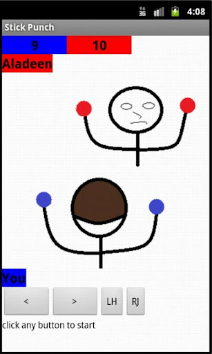 Stick Punch