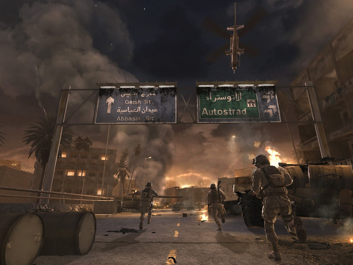CoD 4: Modern Warfare gets exclusive 360 beta