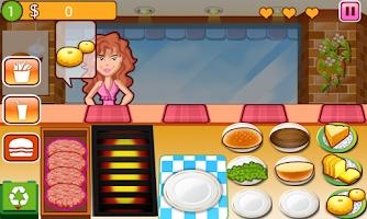 Screenshot of My Cafe