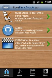Panic Attacks? - screenshot