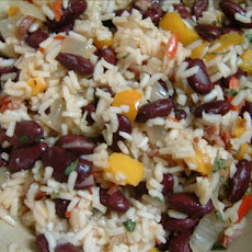 Bourbon Street Rice and Beans