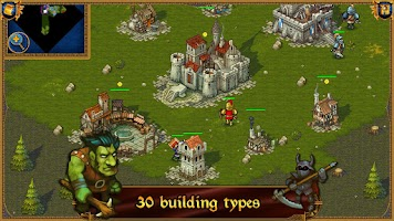 Screenshot of Majesty: Fantasy Kingdom Sim