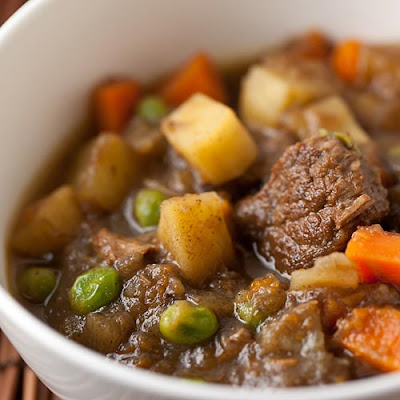 Hearty Winter Bison Stew