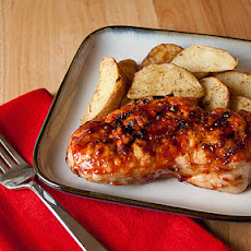 Grilled Summer Pork Chops