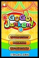 Screenshot of GOGO Janken!