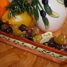 Spanish Marinated Olives
