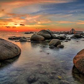 *** by Low Jian Shien - Landscapes Sunsets & Sunrises ( landscape, singkawang )