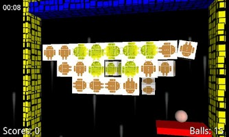 Screenshot of Arkanodroid 3D
