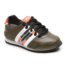 Y-3 Kids Track Trainer HIGH TOP