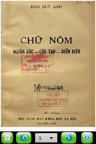 Chữ nôm - 1975
