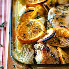 ... Rosemary Chicken Thighs, Sugar Snap Peas & Quinoa Recipe | Yummly