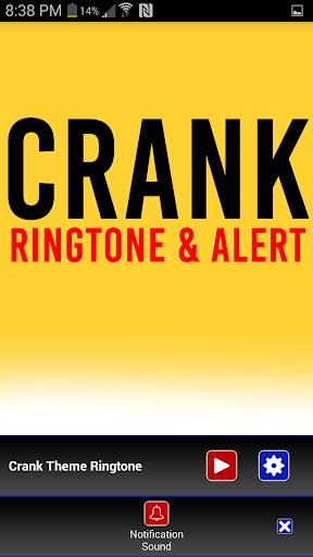 Crank Phone Ringtone & Alert - screenshot