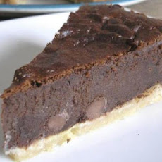 Chocolate-Mint Brownie Tart