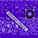 Cracked Purple Snow Stars icon