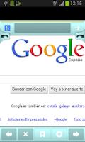 Screenshot of iNav - Internet browser
