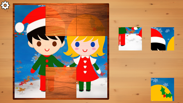 Christmas Games For Kids APK screenshot thumbnail 2