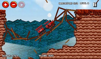 Screenshot of Dynamite Train