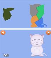 Screenshot of Children Puzzle