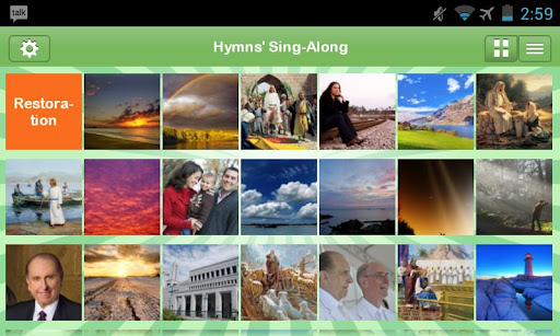 LDS Hymns Sing Along