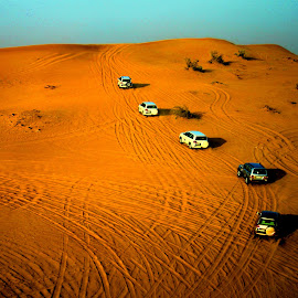 desert safari Dubai by Radhika Aswin - Transportation Automobiles (  )