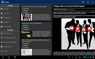 Screenshot of Pplware