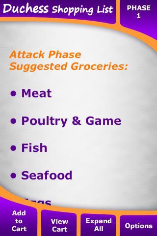 【免費健康App】Ultimate Diet Shopping List-APP點子