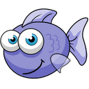 Hungry Fish mobile app icon