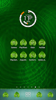 Screenshot of Dew Waterdrop TSF 3 Icon Pack