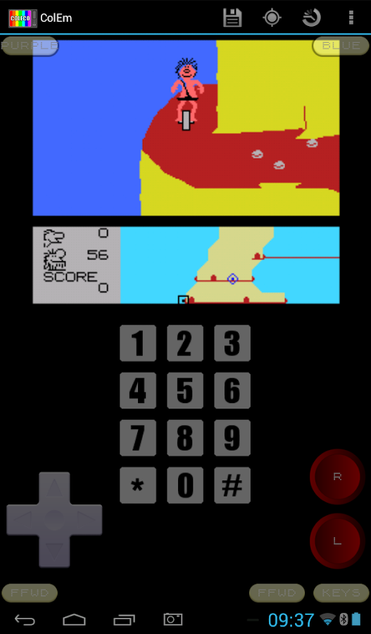 ColEm Deluxe - Coleco Emulator Screenshot 18