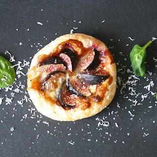 Brie & Fig Tartlet