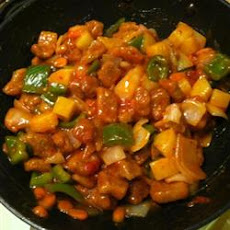 Sweet and Sour Pork I