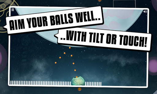 A Game With Balls - screenshot