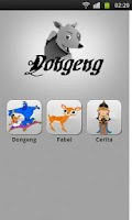 Screenshot of Dongeng