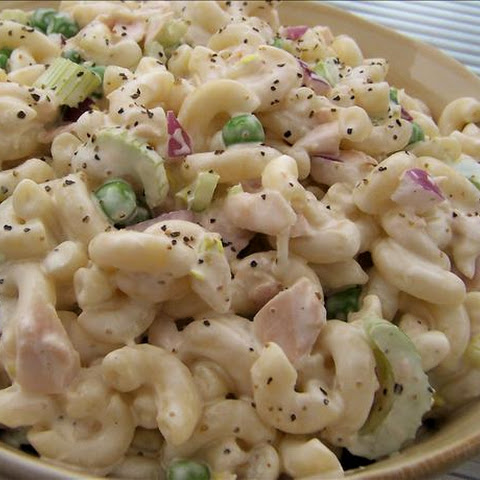 Simple Tuna Pasta Salad