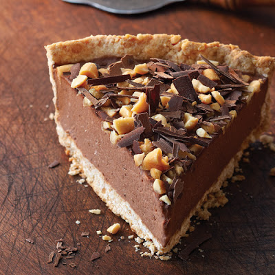 Chocolate Banana Freezer Pie