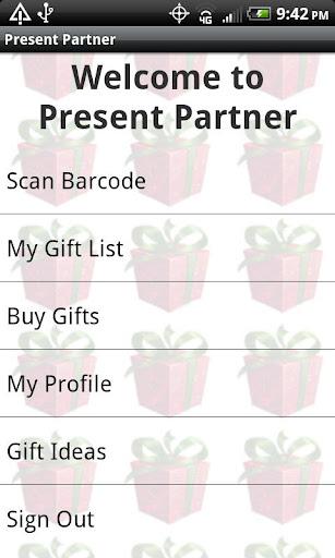 Present Partner