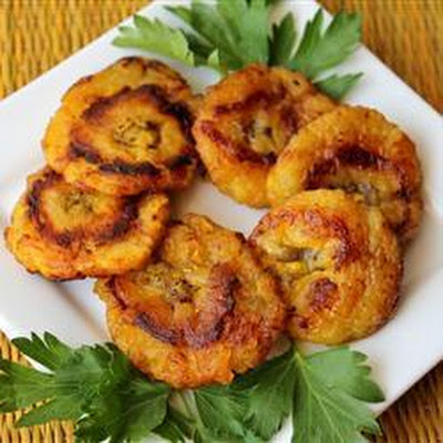 Puerto Rican Fried Plantains