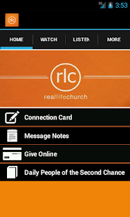 Download Real Life Church APK