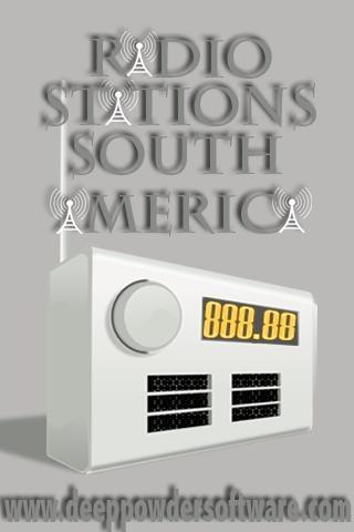 Radio Stations South America