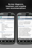 Screenshot of 5-Minute Clinical Consult
