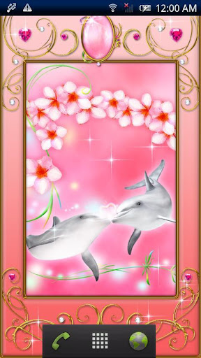 Dolphin -Rose Quartz-Trial