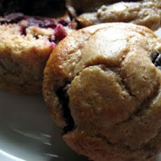 Low Calorie Blueberry Muffins