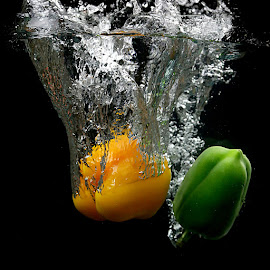 Splash # 6 by Rakesh Syal - Food & Drink Fruits & Vegetables