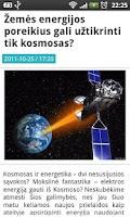 Screenshot of Technologijos.lt