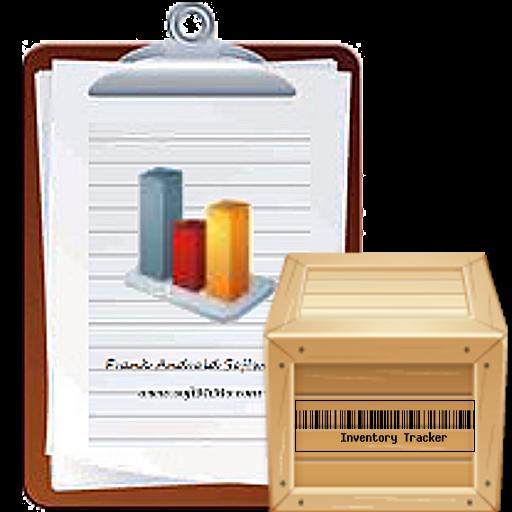 Inventory Tracker LOGO-APP點子